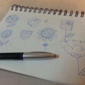New doodles.