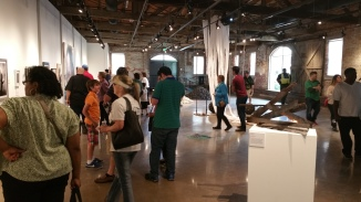 Jones Carter Gallery—a phenomenal space